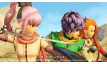 dragon quest heroes ii nouveaux personnages et gameplay images