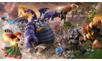 dragon quest heroes ii premiere illustration et multijoueur quatre confirme