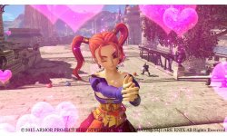 Dragon Quest Heroes Jessica Yangus monstres  images 1