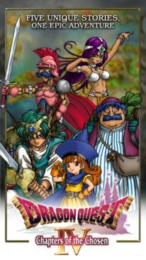 dragon quest iv 4 screenshot ios  (5).