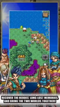 Dragon Quest VI Realm of Reverie screenshot 1