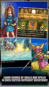 Dragon Quest VI Realm of Reverie screenshot 2