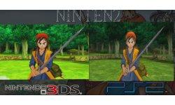 Dragon Quest VIII Comparaison