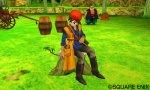 dragon quest viii odyssee roi maudit premieres captures directes portage 3ds
