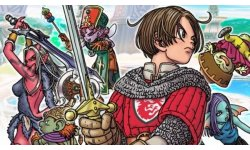 Dragon Quest X artwork