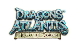 Dragons of Atlantis Les Héritiers du Dragon LOGO