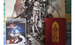 Drakengard 3 édition collector déballage unboxing 25.05.14 (10)