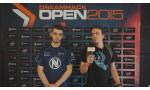 DreamHack 2015 - Interview de Shox (Counter-Strike: Global Offensive) : « Le but est de montrer du beau spectacle »