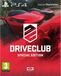 Driveclub Edition Spéciale PEGI PS4
