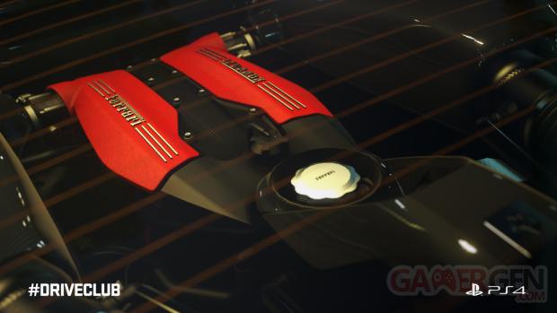 DRIVECLUB image screenshot Ferrari 488 GTB