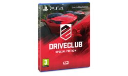 DRIVECLUB Special Edition 11 08 2014 jaquette