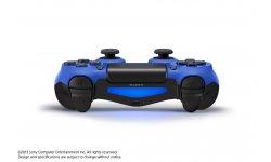 DualShock 4 20 08 2013 manette bleue 3