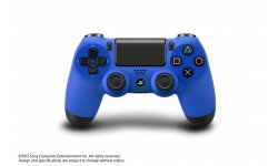 DualShock 4 bleue 1