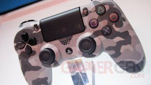 DualShock 4 Urban Camouflage photos PS4 01.09.2014  (3)