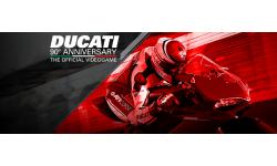 DUCATI 90th Anniversary Videogame banner