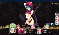 Dungeon Travelers 2  The Royal Library & the Monster Seal (4)