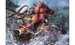 Dynasty Warriors 8 Xtreme Legends 07 02 2014 art
