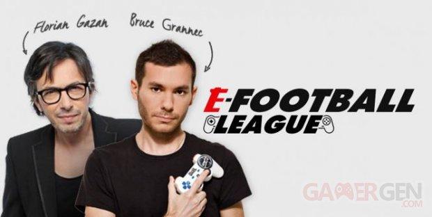 E Football League