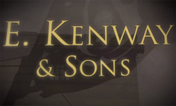 E Kenway and Sons head