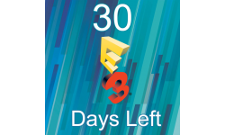 e3 2014 30 days left jours