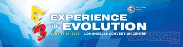 E3 2015 ban