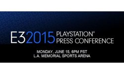 E3 2015 sony playstation