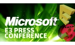 E3 Microsoft press conference