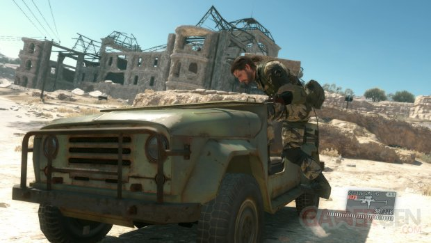 #E32015   Metal Gear Solid V The Phantom Pain  (38)