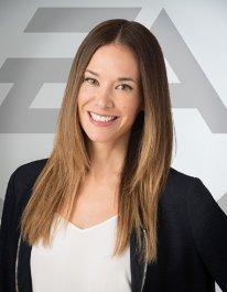 EA Electronic Arts Jade Raymond