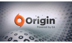 EA Origin logo.