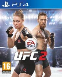 EA Sports UFC 2 13 12 2015 jaquette 1