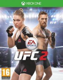 EA Sports UFC 2 13 12 2015 jaquette 2