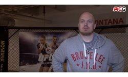 EA Sports UFC 2   Brian Hayes directeur créatif