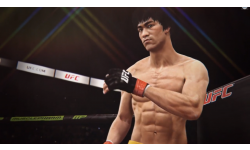 EA Sports UFC Bruce Lee gameplay