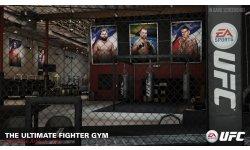 EA Sports UFC gym