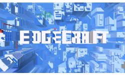 Edgecraf logo map Minecraf Mirror's Edge