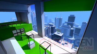 Edgecraft map Mirror's Edge Minecraft (3)