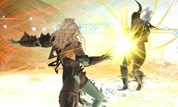 El Shaddai: Ascension of the Metatron, le jeu d'action biblique confirmé sur PC via Steam, 10 ans plus tard