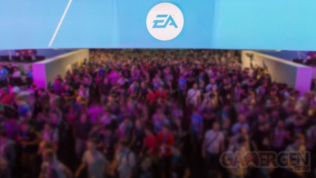 Electronic Arts gamescom