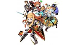 etrian odyssey x mystery dungeon personnages