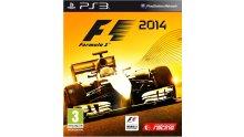F1 2014 PEGI jaquette PS3