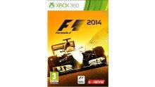 F1 2014 PEGI jaquette Xbox 360