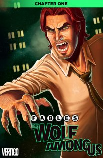 Fables The Wolf Among Us comics 1