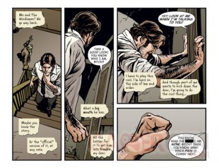 Fables The Wolf Among Us comics 3