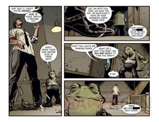 Fables The Wolf Among Us comics 4