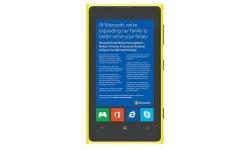 face lumia 520 sans Nokia