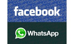 Facebook WhatsApp Google rachat