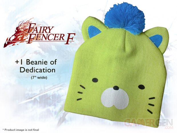 Fairy Fencer F collector 1