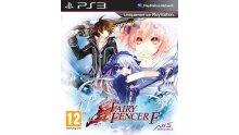 Fairy Fencer F PEGI jaquette PS3