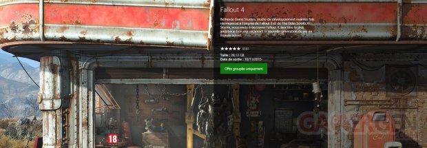 Fallout 4 30 Go Taille Disque Dur Poids